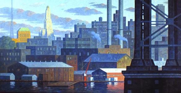 East River Panorama I