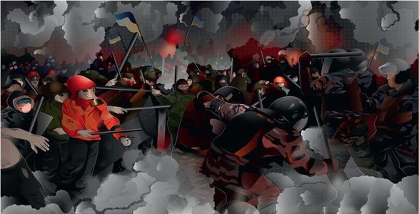 La Liberté guidant la Révolution