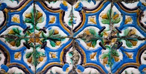 The Alcazar, Seville 5
