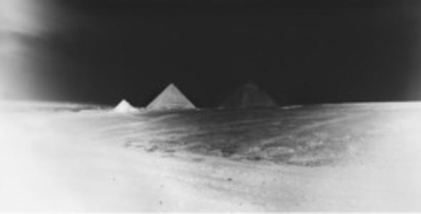 Giza Plateau: April 22, 2010