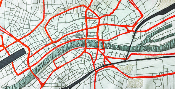 Frankfurt Citymap