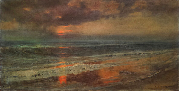 Seascape at Dawn