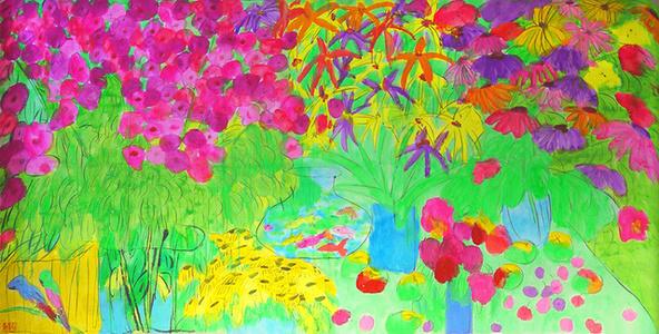 Dazzling Garden春色滿園