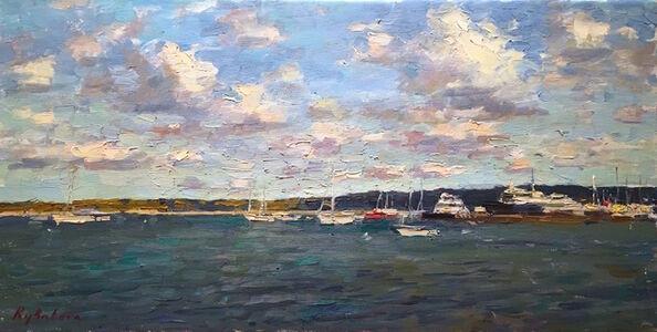 Cloudy Sky, Sag Harbor