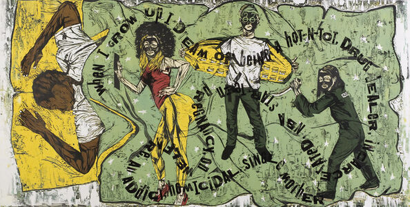 When I Grow Up: The Ascribed Black American Dream