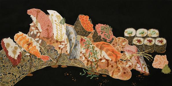 Nourish VI (Sushi On The Sole)