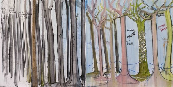 L'impossible forêt