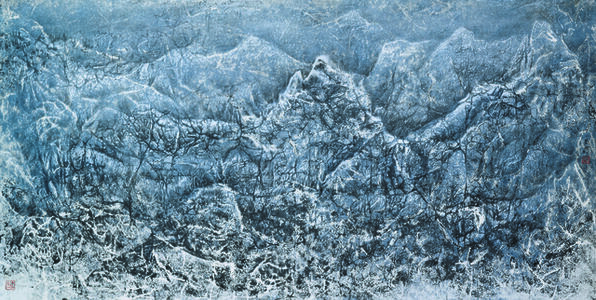 The Thawing Snow Mountain