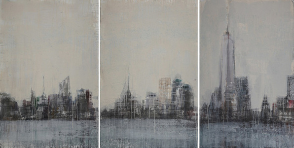 From the Water (triptych)