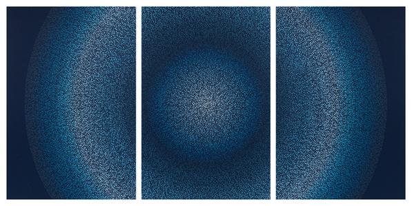 Metamorphosis 8 Triptych