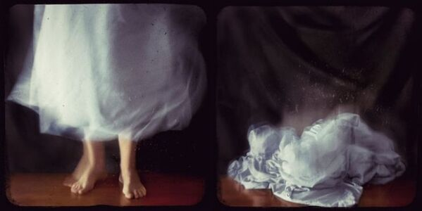 Sheeted Figure: Within and Without