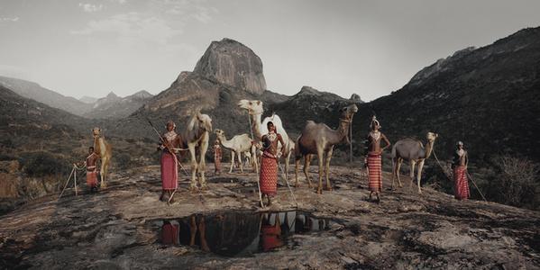 XVII 216 Lelesas, Louelen, Lewangu, Lepokodou, Loimgu & Nyerere Ndoto Mountain Range Kenya