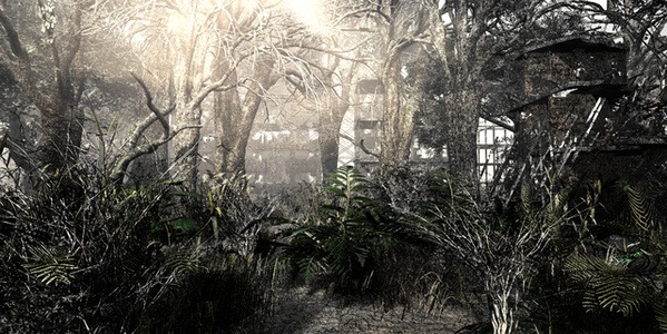 Secret Garden no. 8