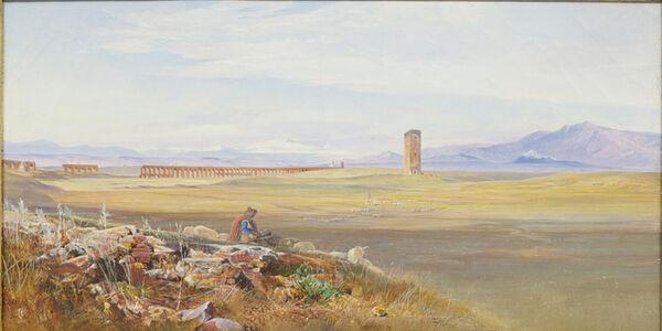 Campagna di Roma, the Alexandrine Aqueducts