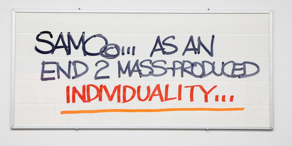 As An End 2 Mass-Produced Individuality