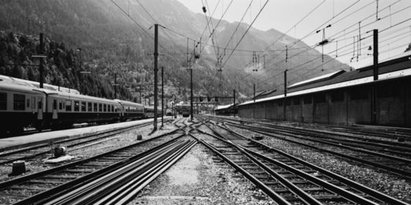 Modane Train Station