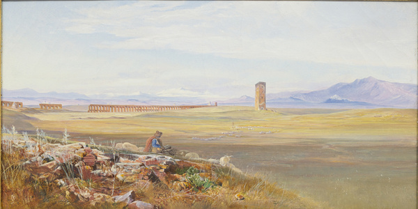 Campagna di Roma, the Alexandrine Aqueducts