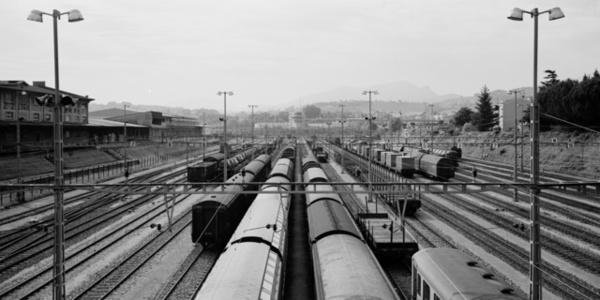 Chiasso Train Station