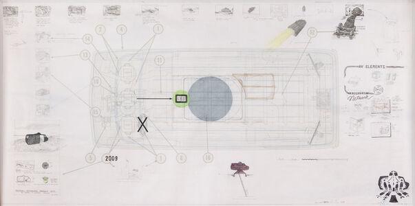 Ant Farm Media Van v.08 [Time Capsule], Plan