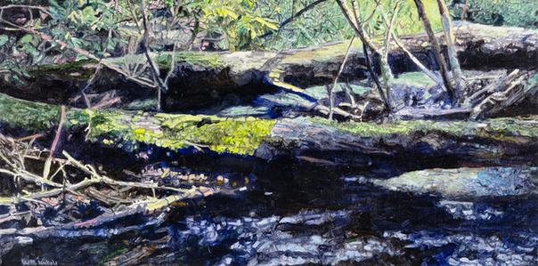 Fallen Trees (Study)