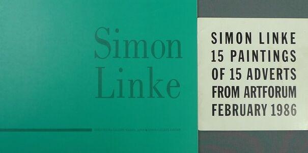 Two Exhibition Catalogs