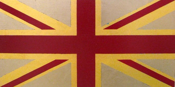 Union Jack  (Red)