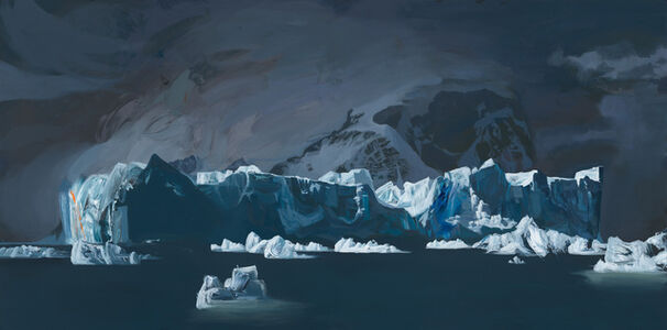 Iceberg, Andvord Bay, Antarctica