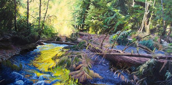 Barnes Creek, Olympic National Park