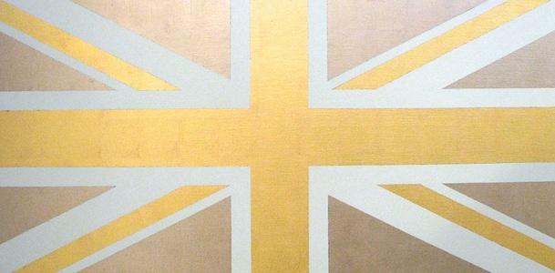 Union Jack  (White)