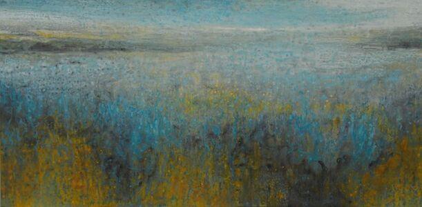 Prairie Fading Into Blue