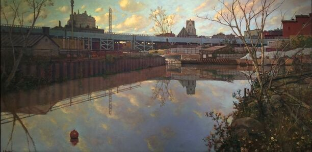 Gowanus Canal, Reflection