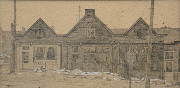 Buildings In Amhurst