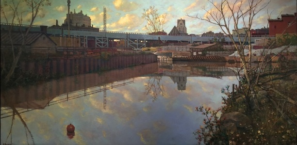 Gowanus Canal, Reflection