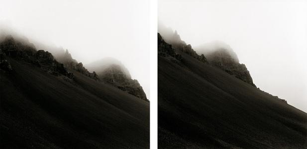 Montanha Negra Nube Blanca