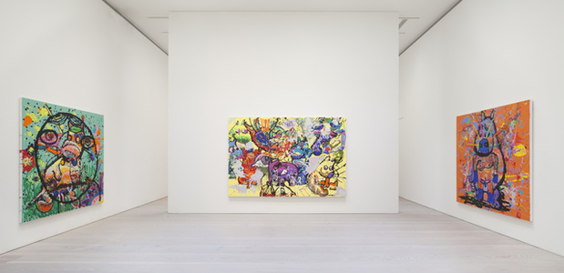Bjarne Melgaard: Puppy Orgy Acid Party
