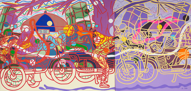 Bike boys dem di nang