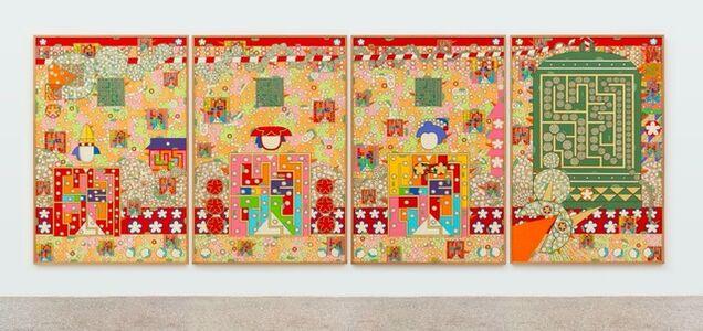 Roly-Poly Cherry Blossoms: Cherry Blossom Labyrinth, Musume Dojoji