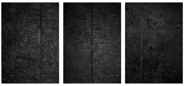 Paradox of the Trinity. Triptych