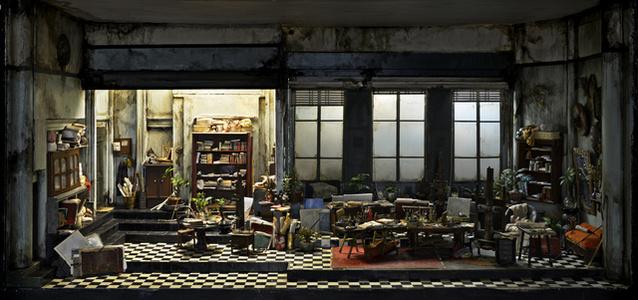L'atelier de Cornelius Schoonbeke, à Nantes