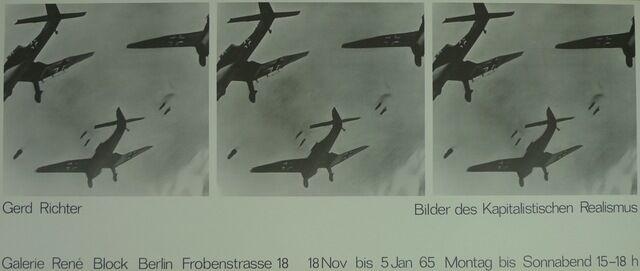 Gerhard Richter Bilder Des Kapitalistischen Realismus 1964 Artsy