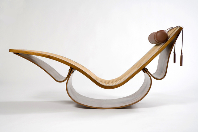 Zeitloses Liegestuhl Design Rio Oscar Niemeyer