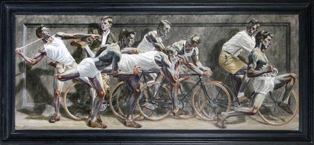 [Bruce Sargeant (1898-1938)] Many Athletes