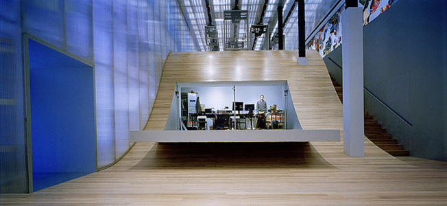 Rem Koolhas, Ole Sheeren, OMA Office for Metropolitan Architecture, Prada Store New York USA
