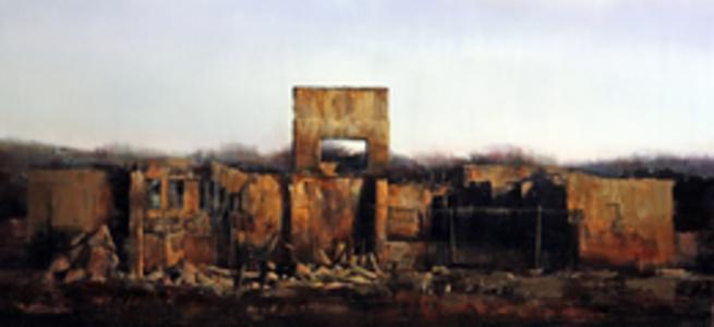 Fleishhacker Pool Ruins