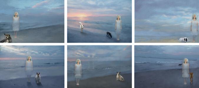 An Artist with Six Dead Dog's Spirits