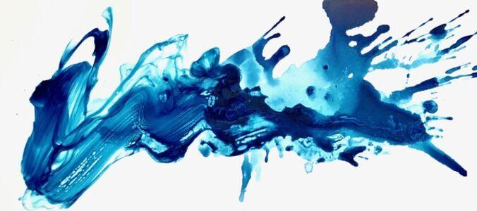Frozen splash