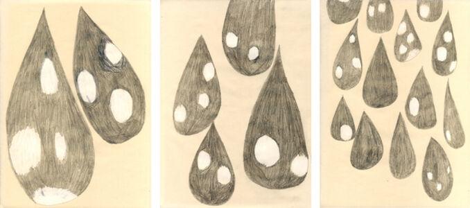 Orkatränen (set of 3 drawings)