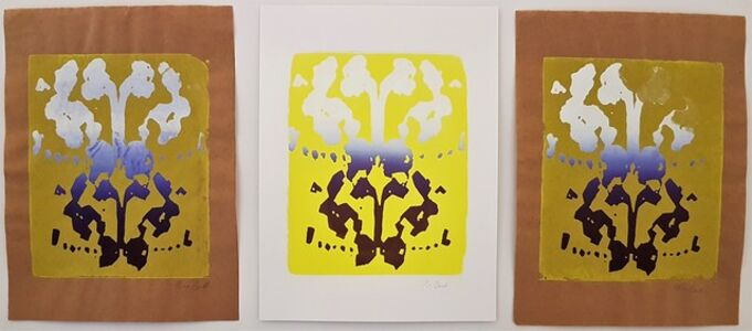 Untitled Triptych #1