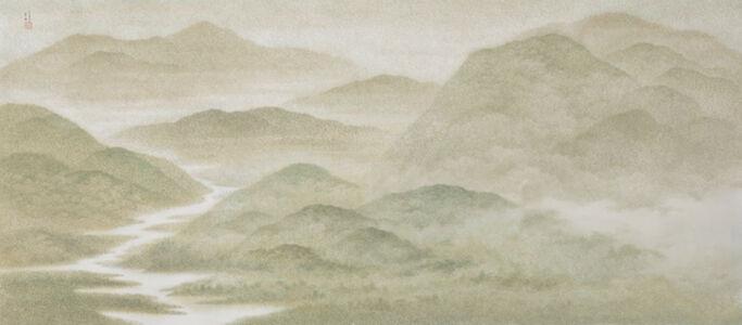River Scenery 江流天地