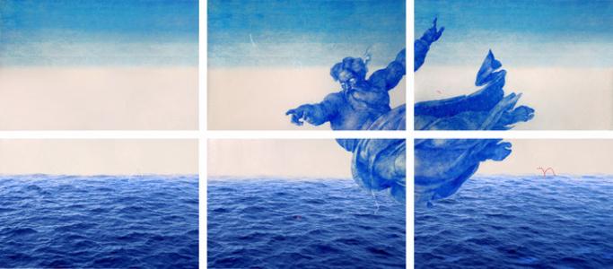 Genèse –les eaux